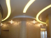 Натяжные потолки с подсветкой_17