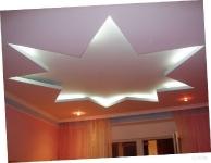 Натяжные потолки с подсветкой_18