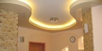 Натяжные потолки с подсветкой_21