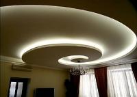 Натяжные потолки с подсветкой_24