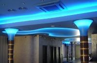 Натяжные потолки с подсветкой_30