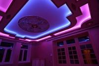 Натяжные потолки с подсветкой_34