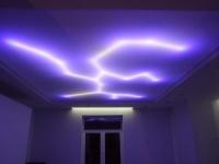Натяжные потолки с подсветкой_5