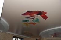 Сатиновые натяжные потолки_5