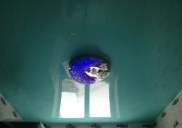 Цветные натяжные потолки_15