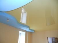 Цветные натяжные потолки_18