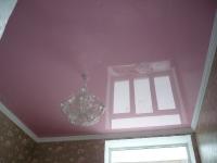 Цветные натяжные потолки_30