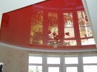 Цветные натяжные потолки_33