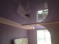 Цветные натяжные потолки_4