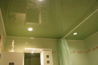 Цветные натяжные потолки_7