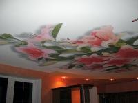 Тканевые натяжные потолки_4