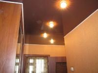 Натяжные потолки в коридоре_10