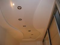 Натяжные потолки в коридоре_19