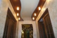 Натяжные потолки в коридоре_6