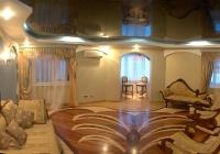 Натяжные потолки в зале, гостинной_29