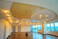 Натяжные потолки в зале, гостинной_4