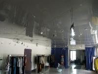 Натяжные потолки в магазине, торговом центре_15