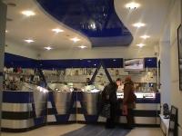 Натяжные потолки в магазине, торговом центре_4