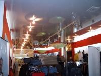 Натяжные потолки в магазине, торговом центре_5