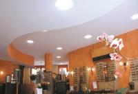 Натяжные потолки в магазине, торговом центре_7