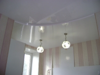 Многоуровневые натяжные потолки_14