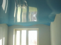 Арочные натяжные потолки_26