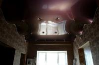 Арочные натяжные потолки_4